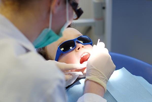kids fun at the dentist